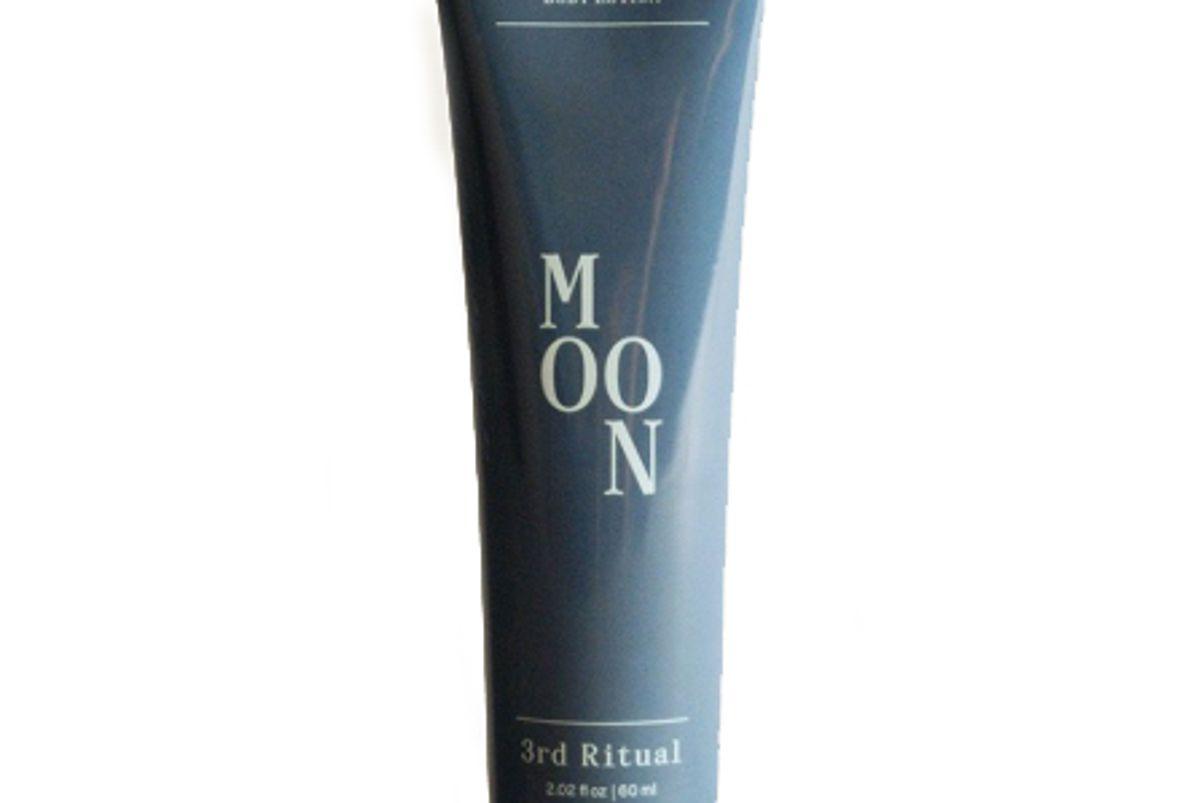 3rd ritual moon body lotion