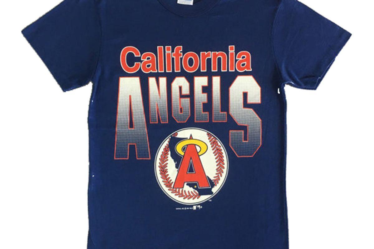 Vintage 1991 California Angels Tee