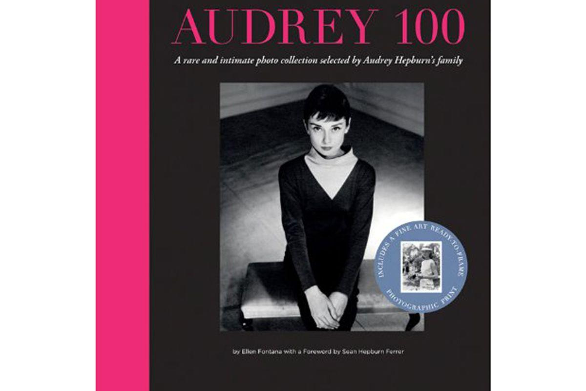 Audrey 100 Book
