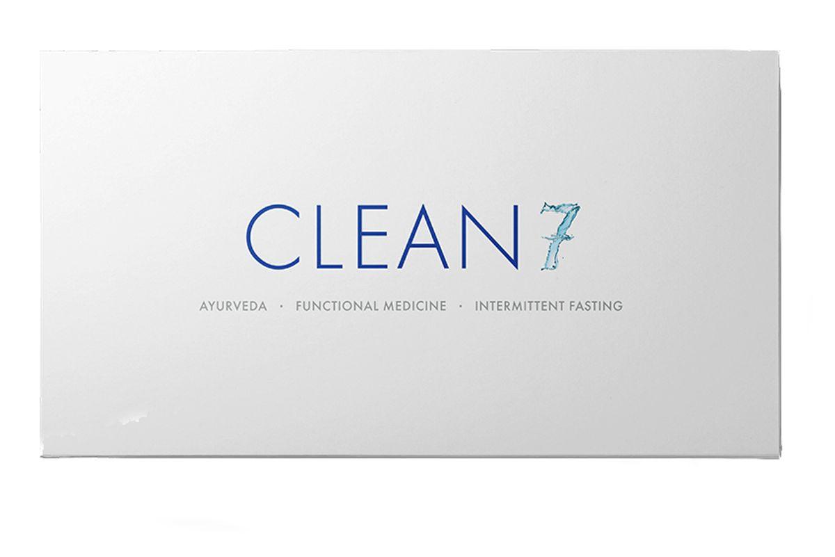 clean 7 day program