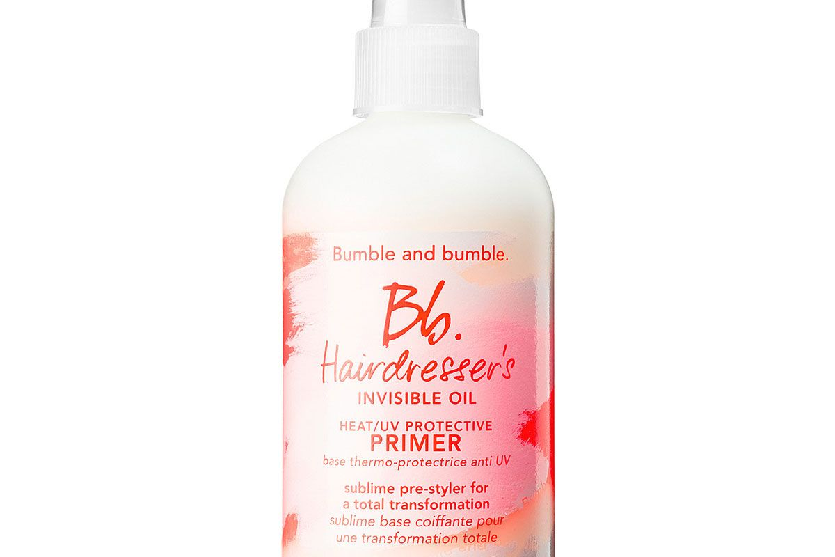 Hairdresser's Invisible Oil Primer
