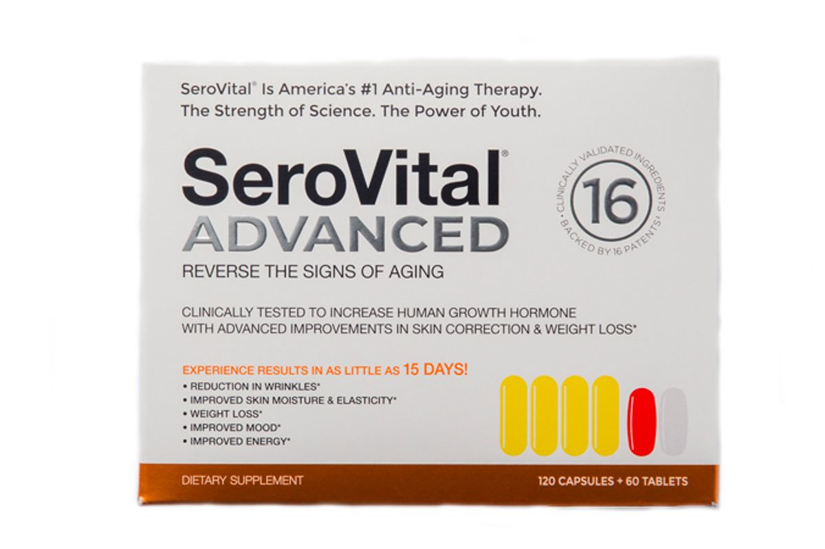 serovital advanced anti-aging