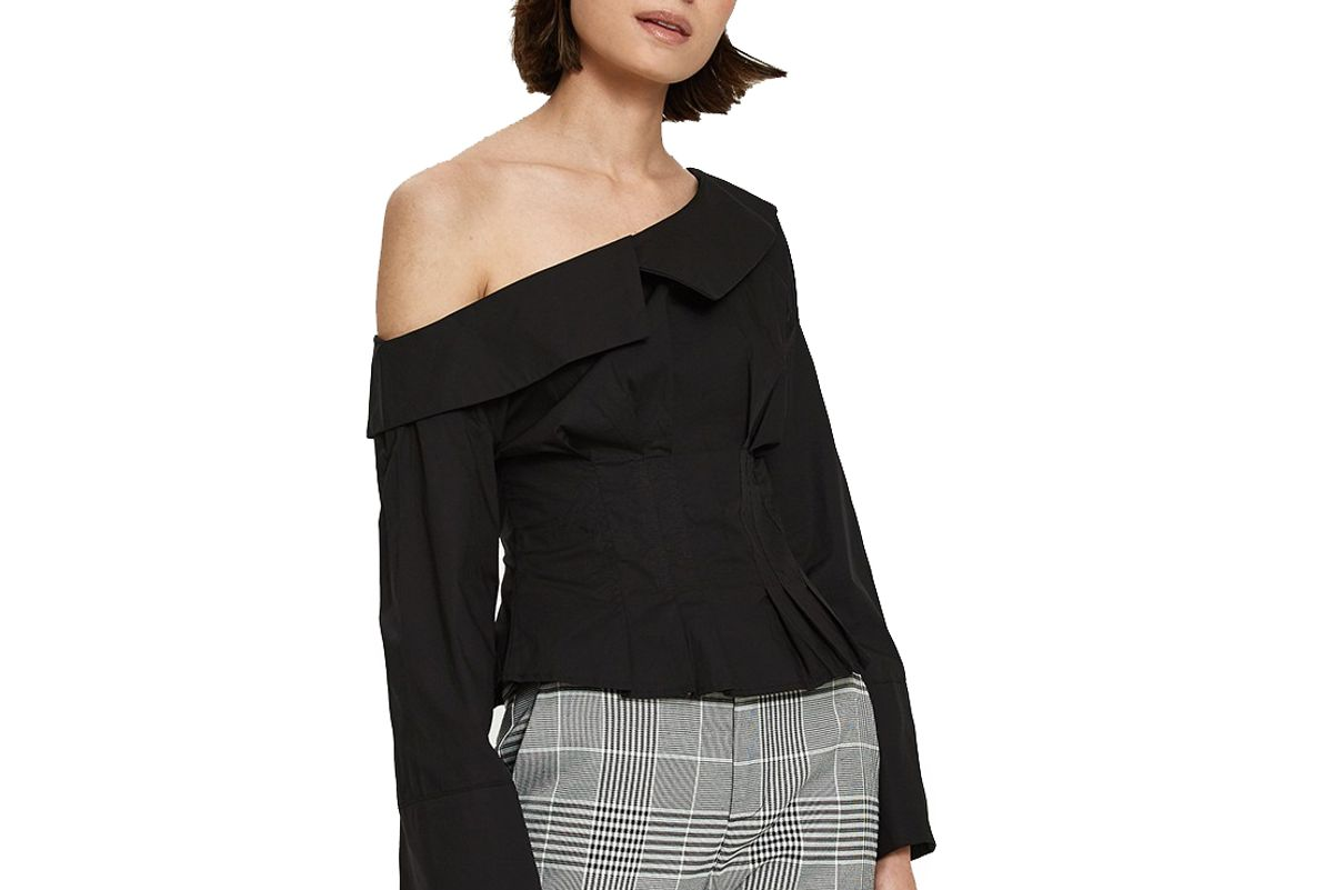 farrow dora blouse