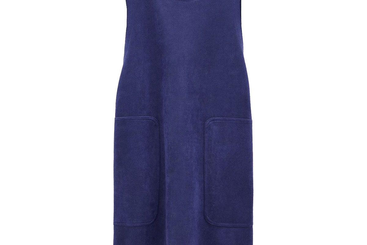 zara soft feel dress