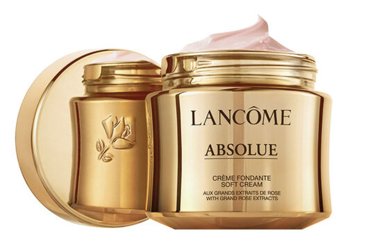 lancome absolue revitalizing and brightening soft cream
