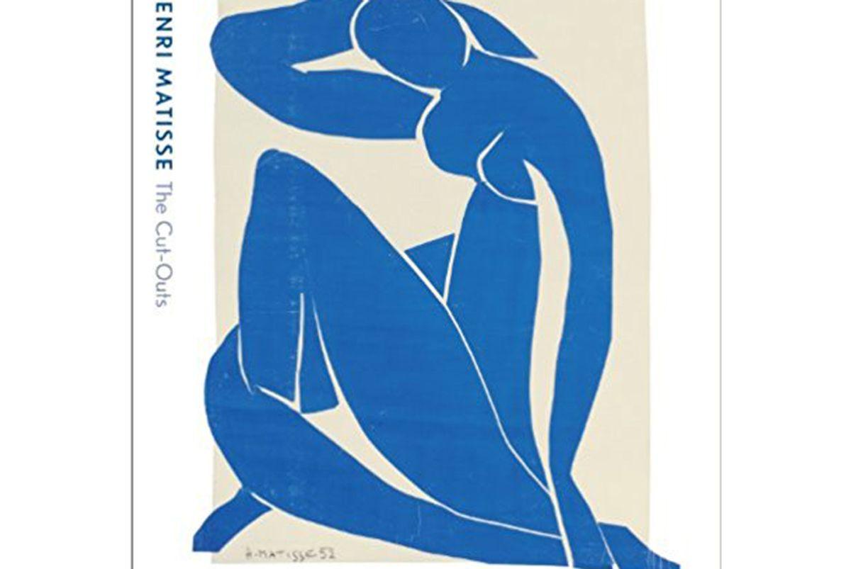 Henri Matisse: The Cut-Outs Book