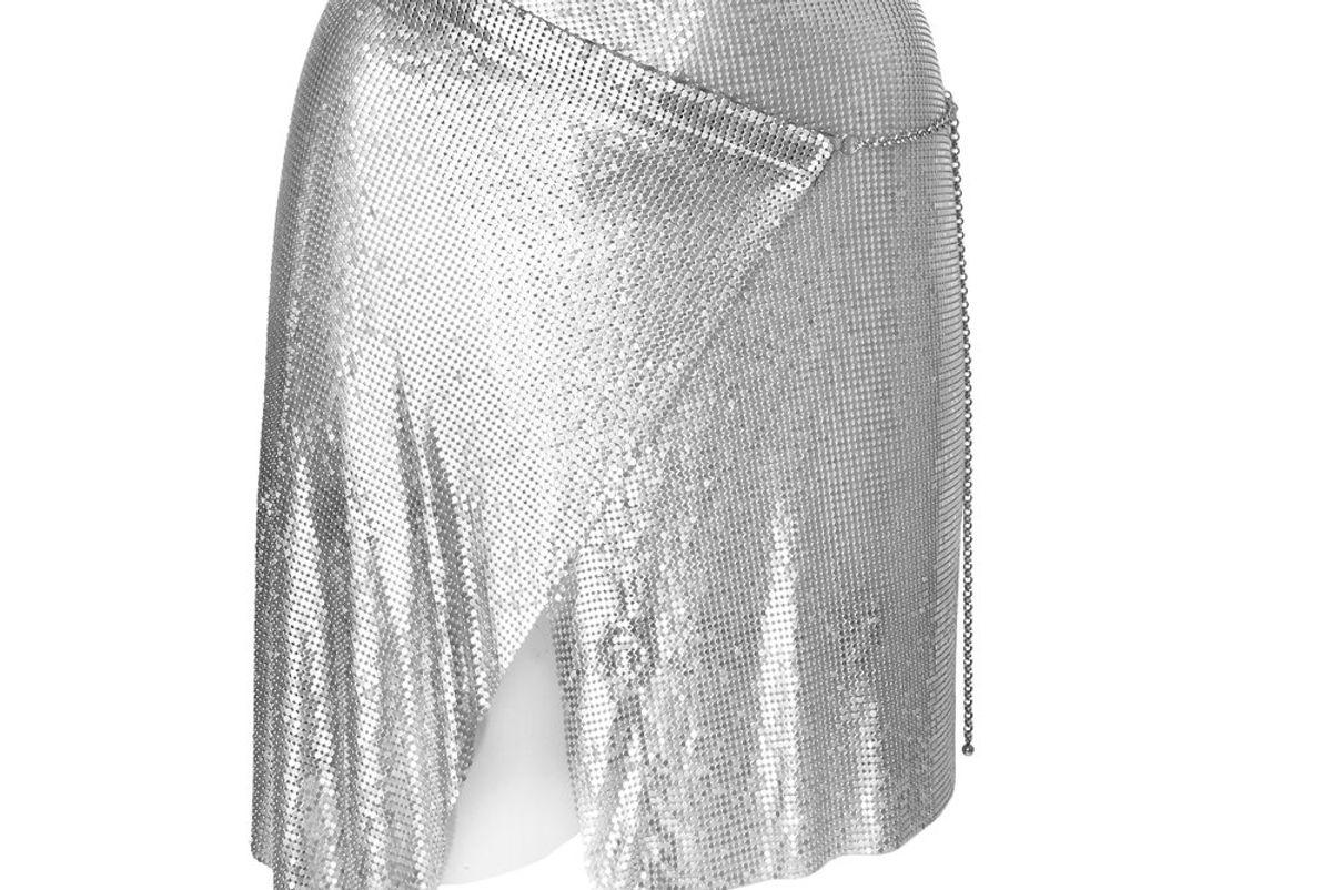 poster girl winona wrap skirt