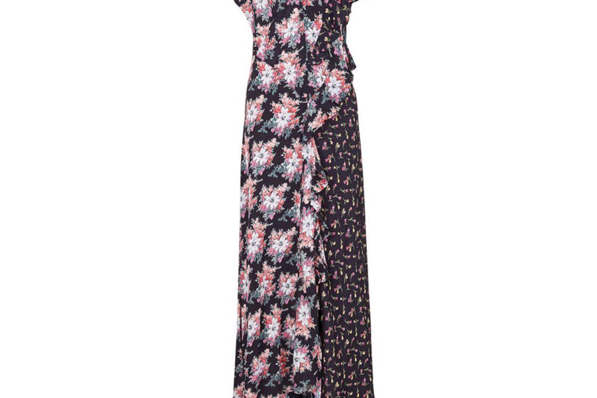 Splice D Ring Midaxi Dress