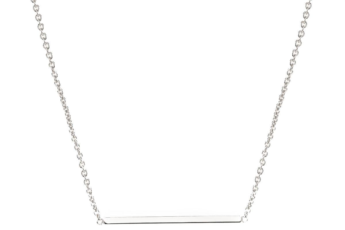 Line Necklace