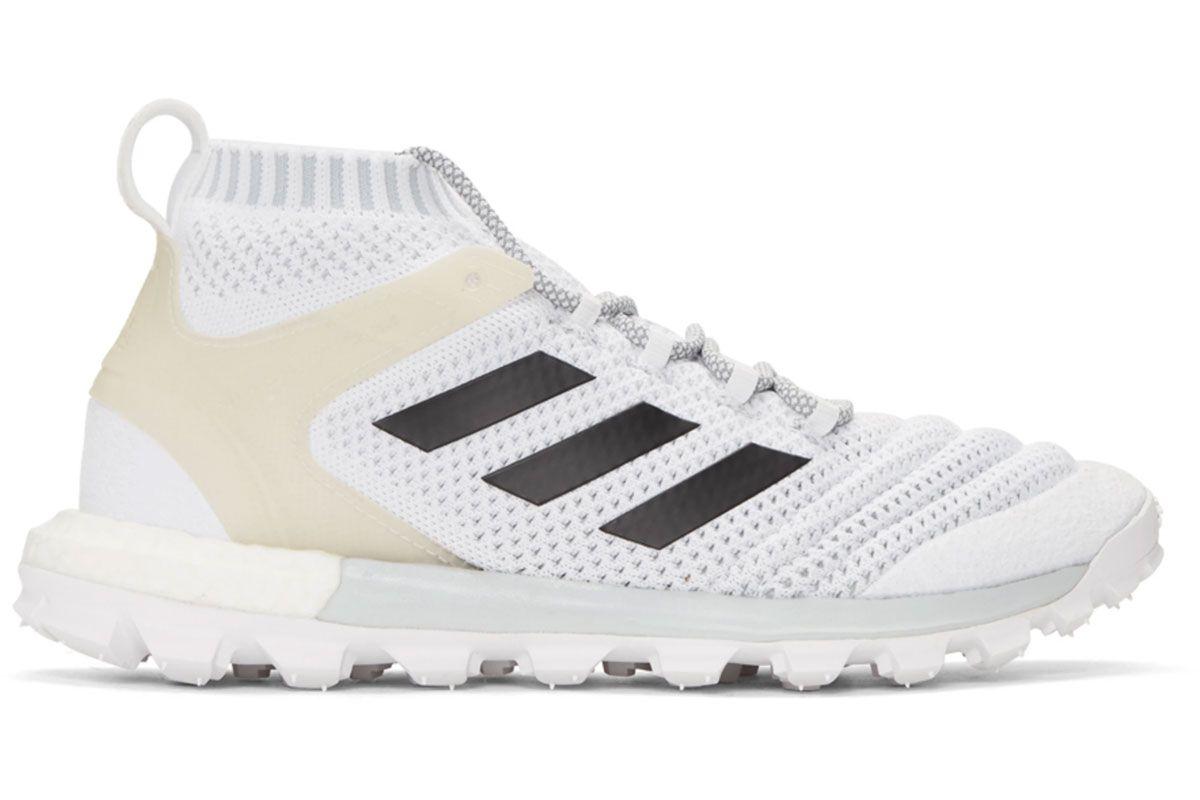 gosha rubchinskiy white adidas original edition copa mid pk sneakers