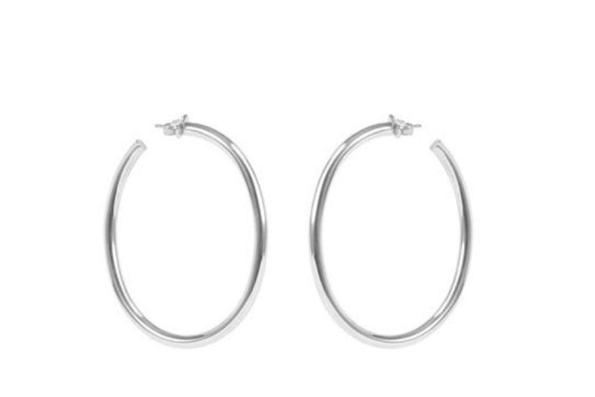 gala is love juliette m hoop earrings