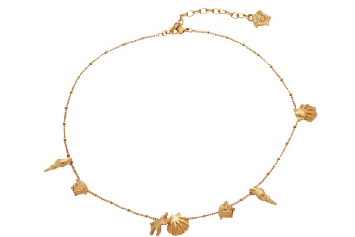 versace tresor de la mer necklace
