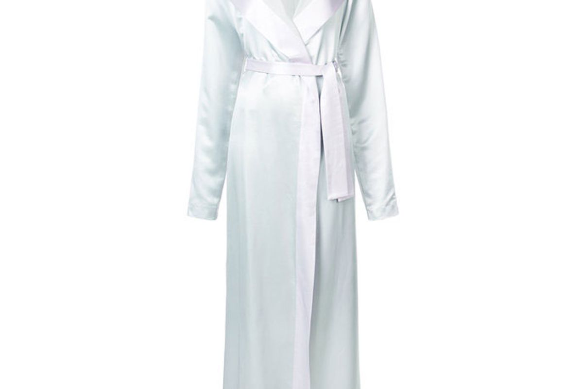 unravel project long boxing robe