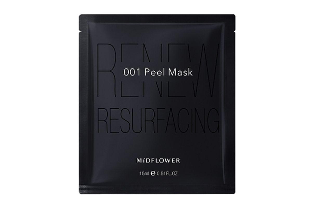 midflower bio cellulose peel mask