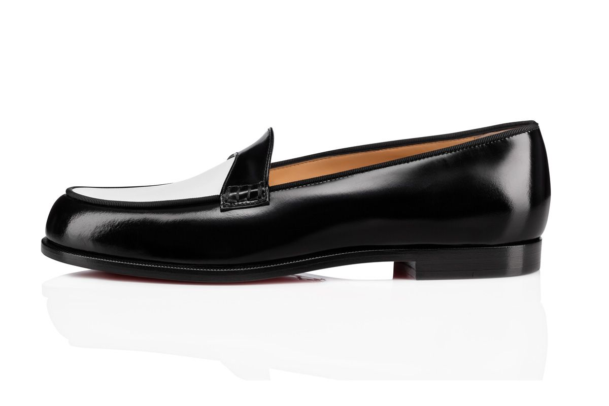 christian louboutin salvado donna loafer