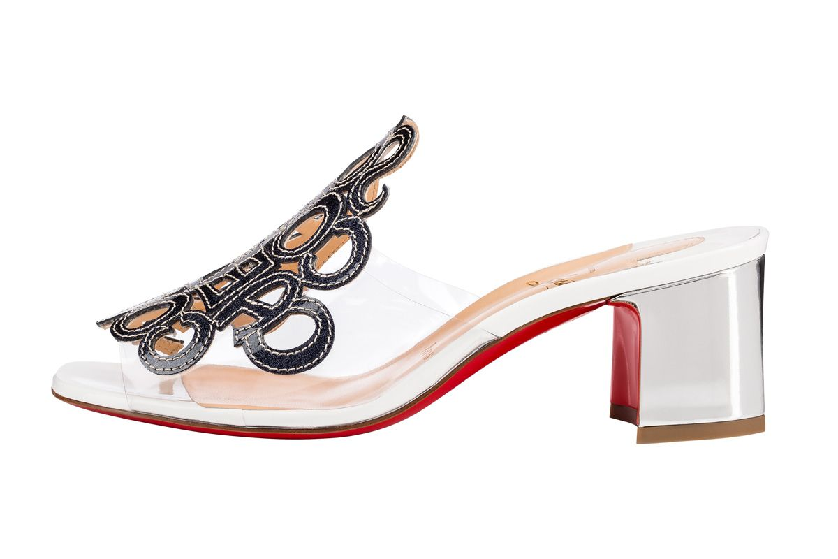 christian louboutin let me see mule