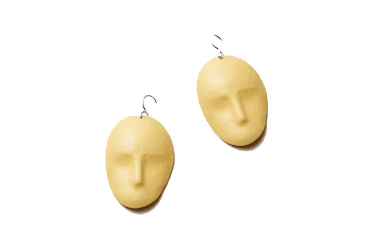 simon miller large face earring