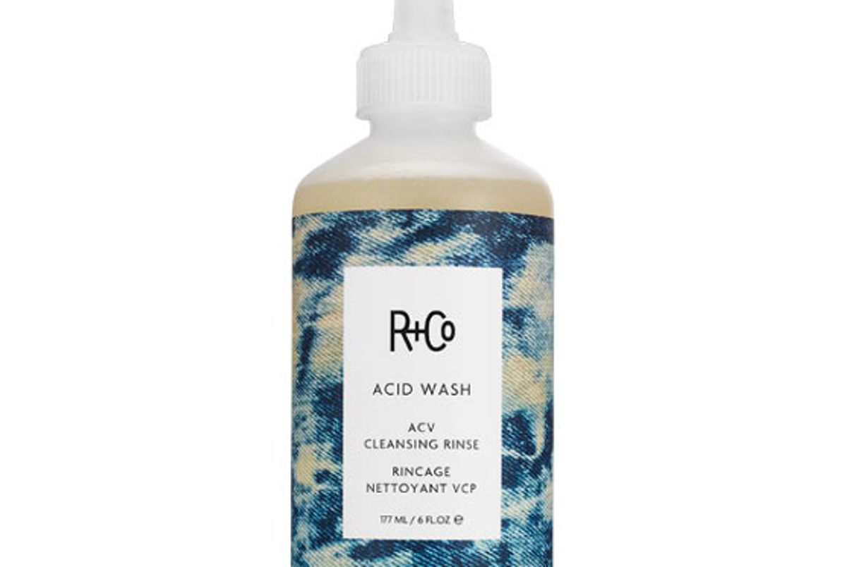 r and co acid wash acv rinse
