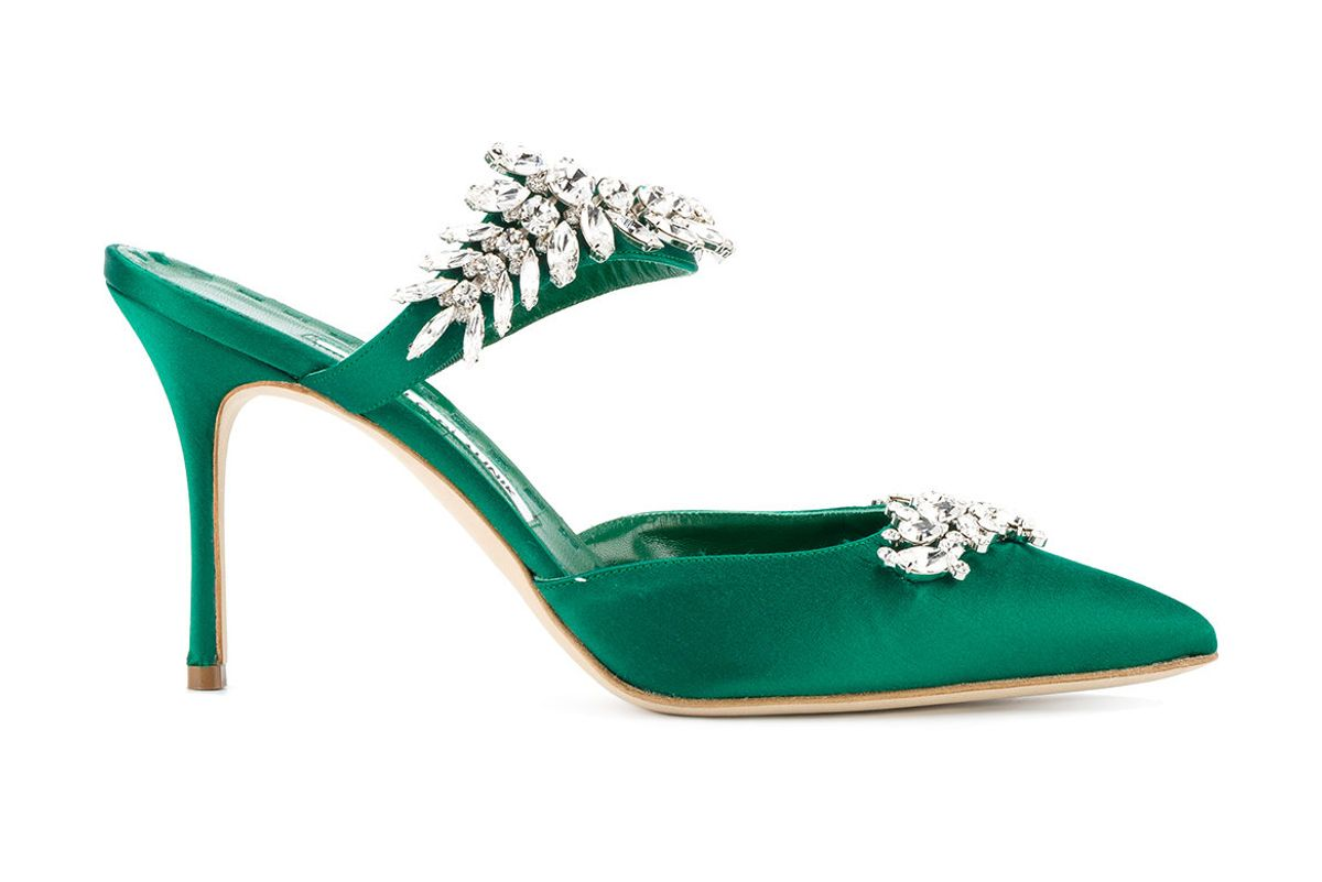 manolo blahnik lurum pumps