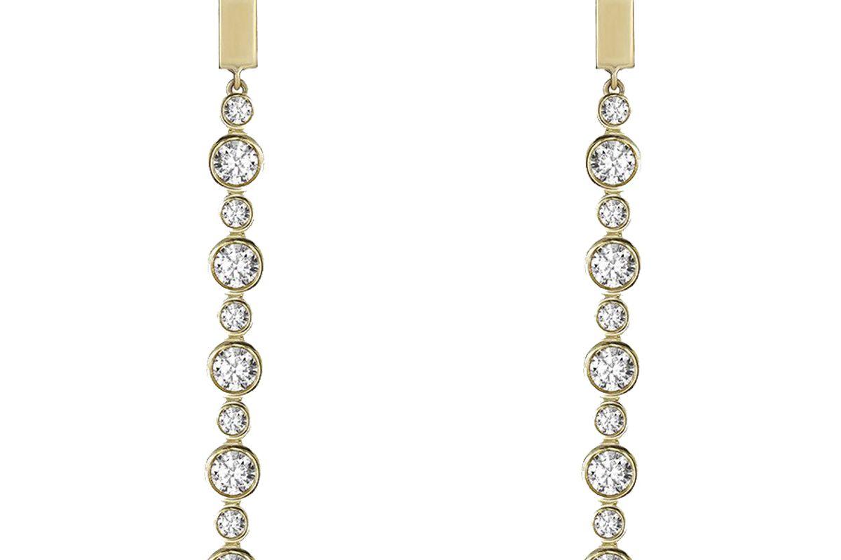 ilana ariel dot matchstick earrings