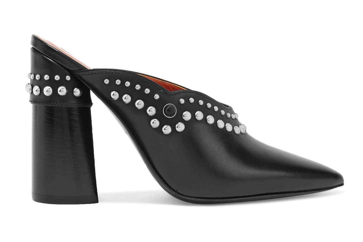 3.1 phillip lim studded leather mules