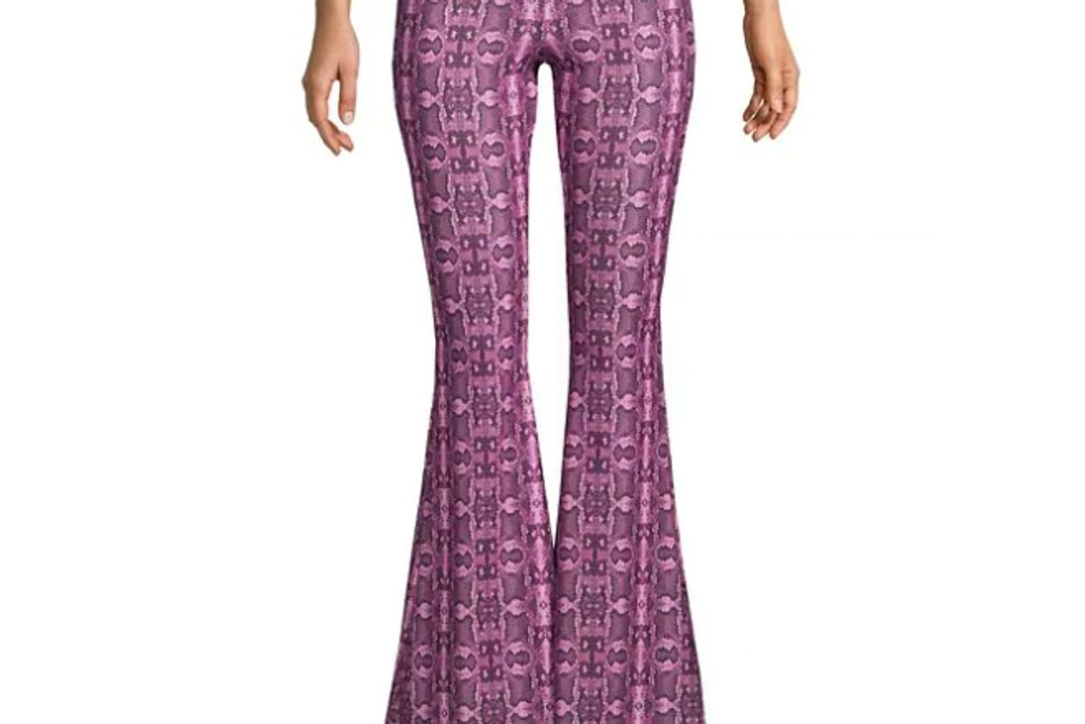capsule 98 the courtney flared trousers