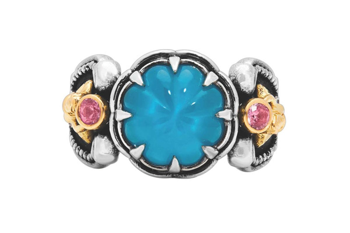 konstantino angelic guardian crystal doublet ring