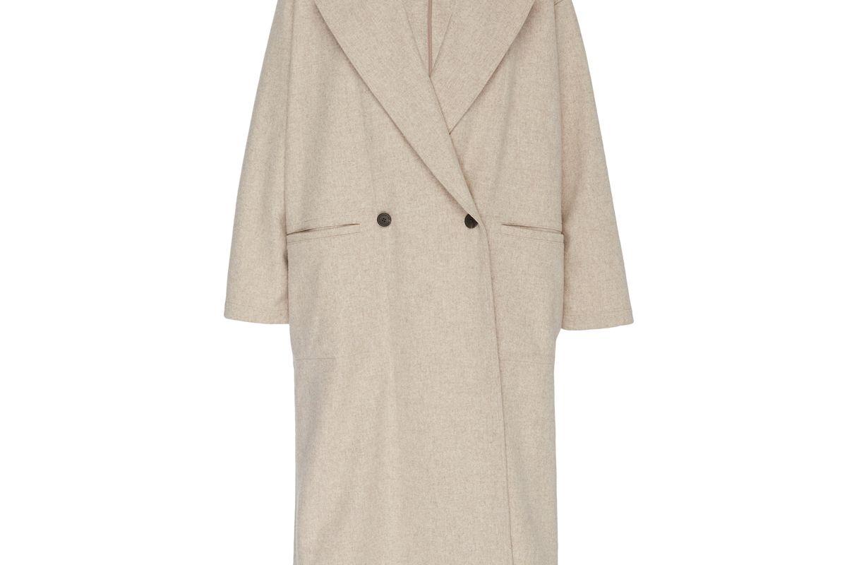 mara hoffman atlas coat