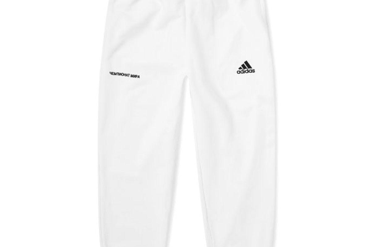gosha rubshinsky x adidas sweat pants