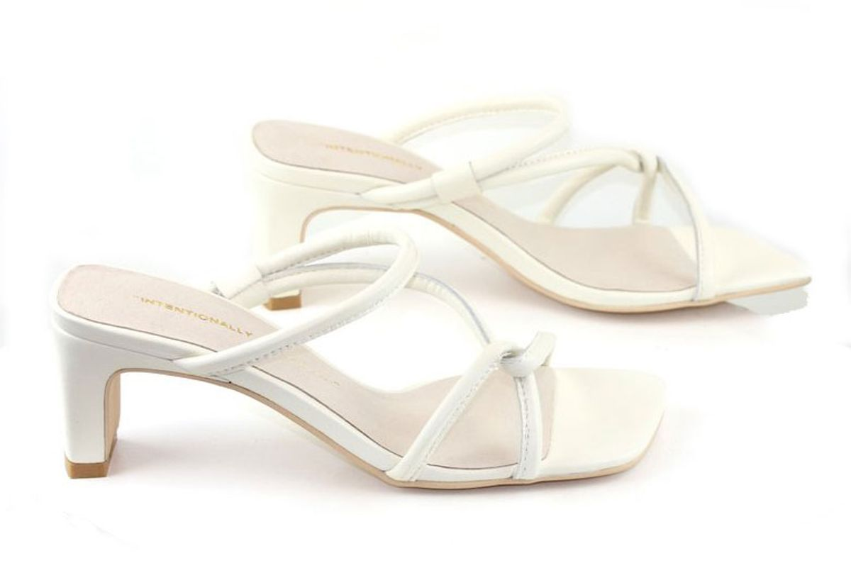 intentionally blank willow mules
