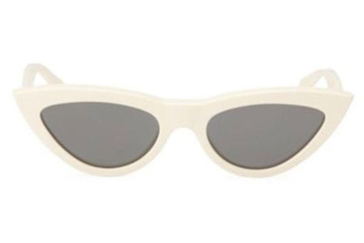 celine 56mm cat eye sungalsses