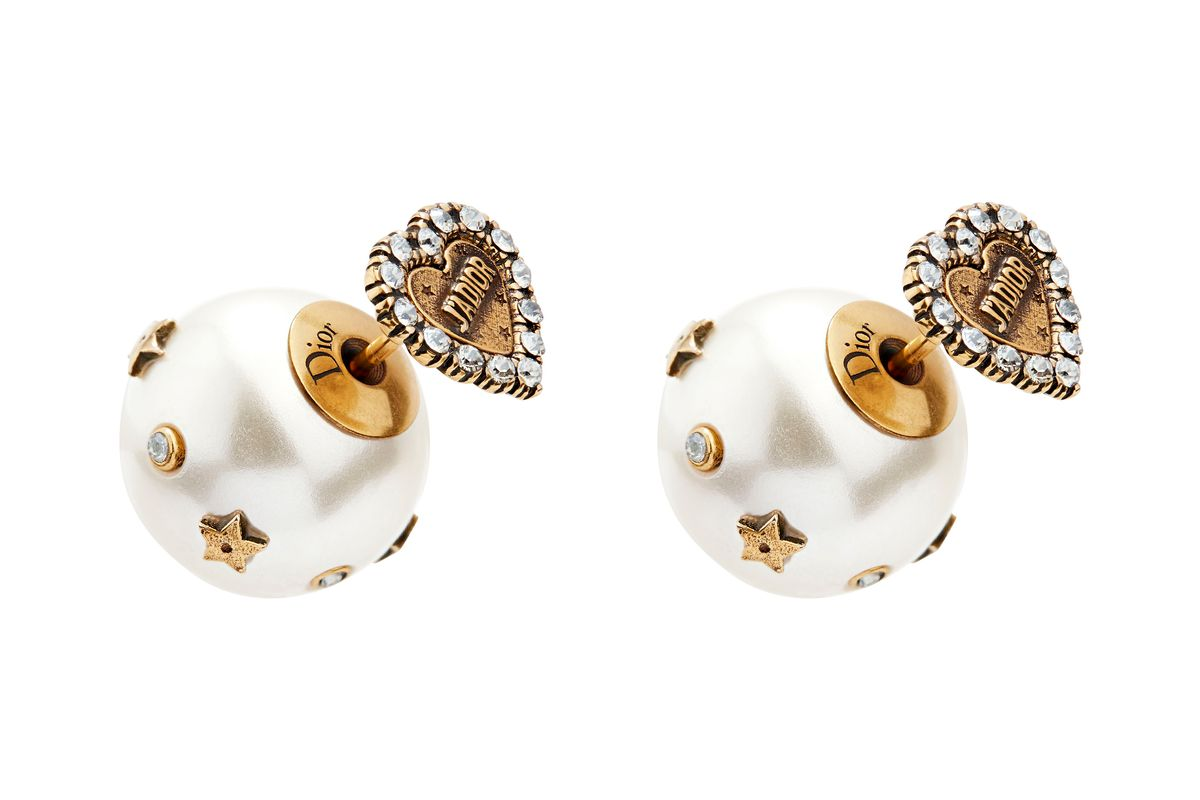dior small tribales earrings