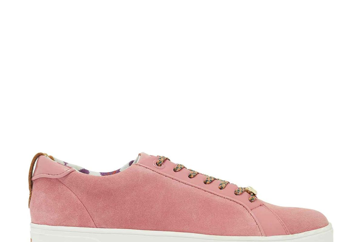 ted baker nelwin suede trainers