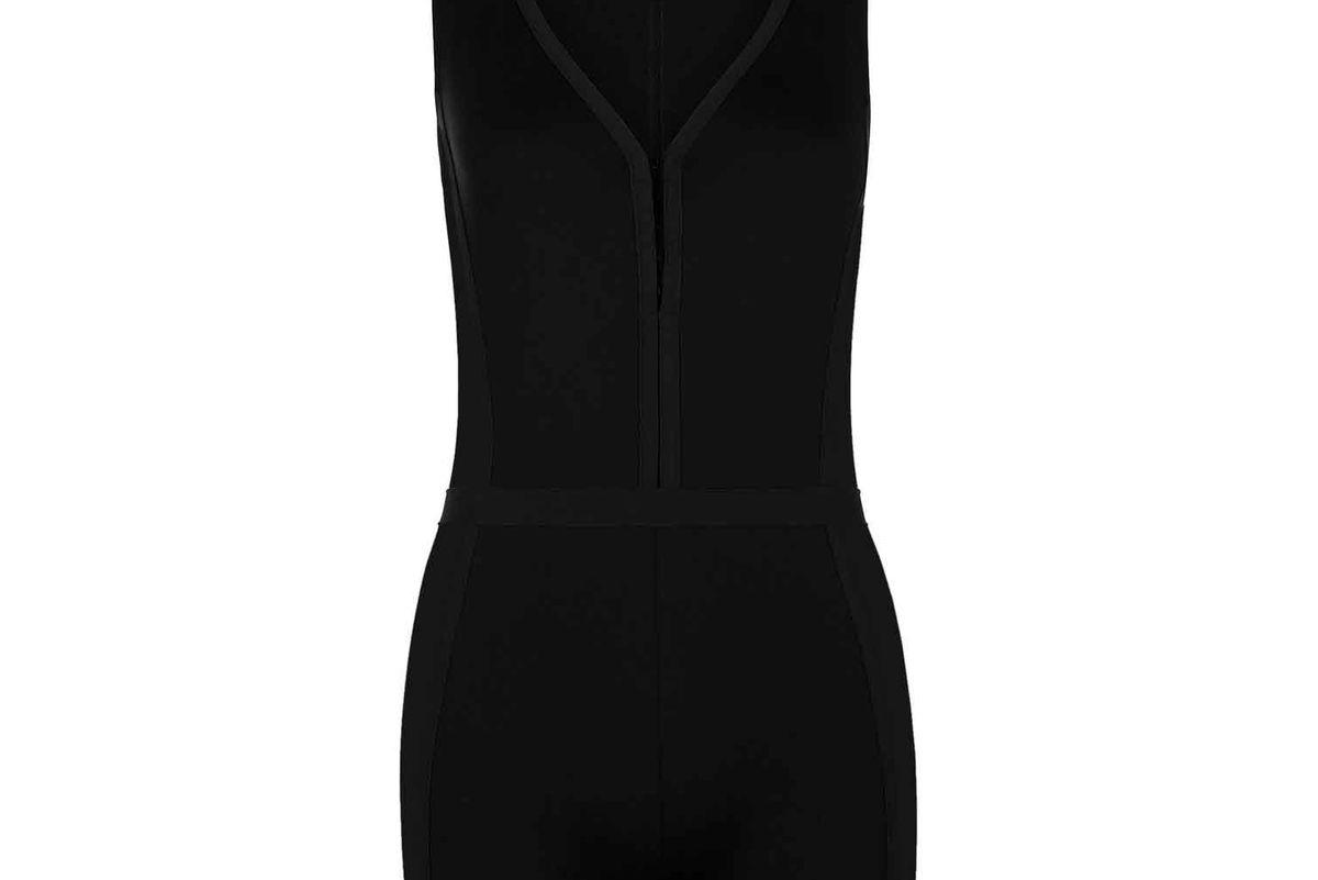 ernest leoty black corset shortie