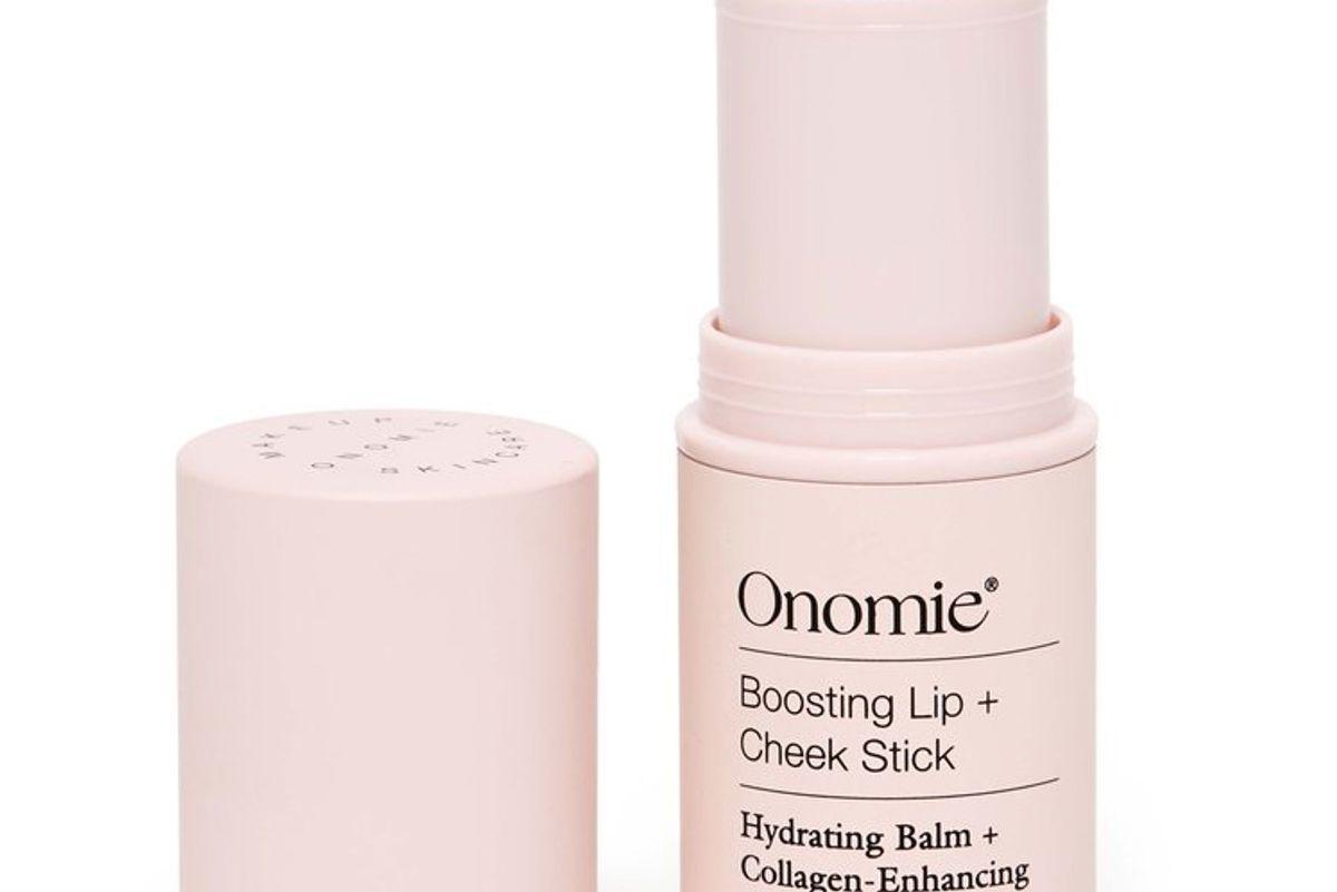 onomie boosting lip and cheek stick