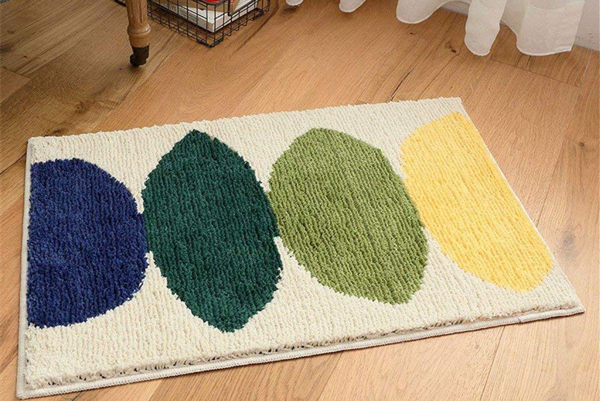 hepix soft microfiber bath rug