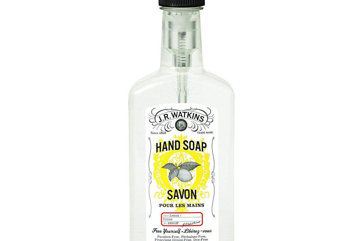j.r. watkins liquid hand soap