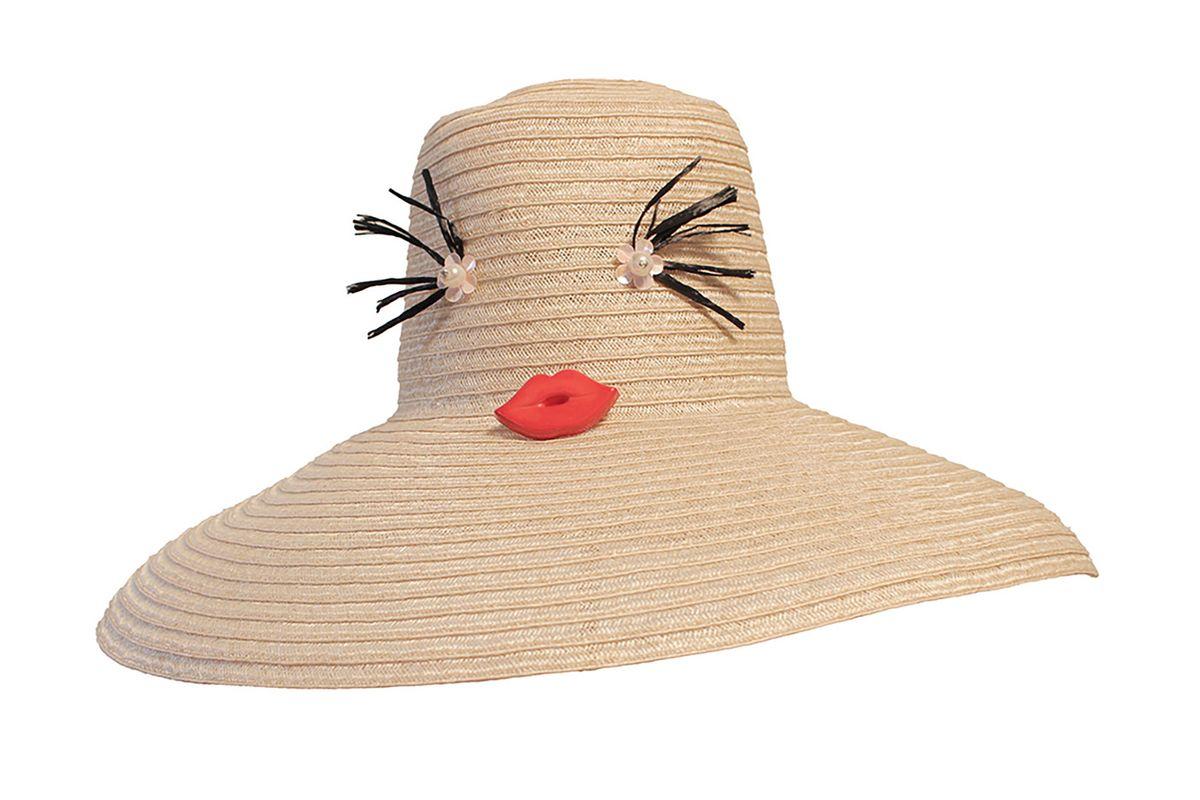 Cheeky hat