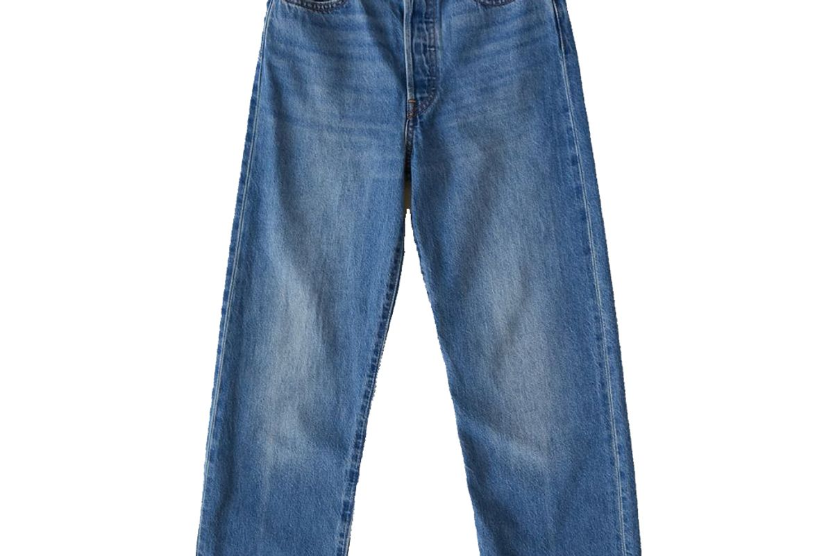 levi's ribcage straight ankle jean