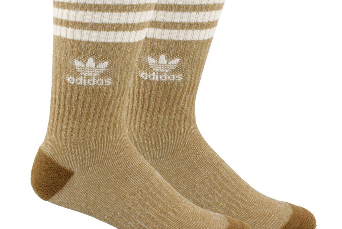 adidas men's roller crew socks