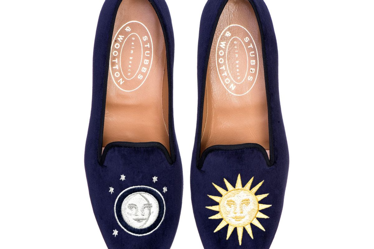 stubbs and wootton niteday women slipper