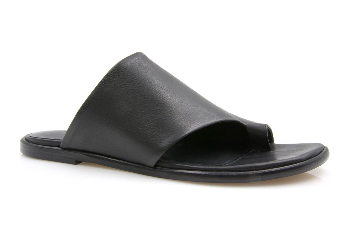 vince edris leather sandals