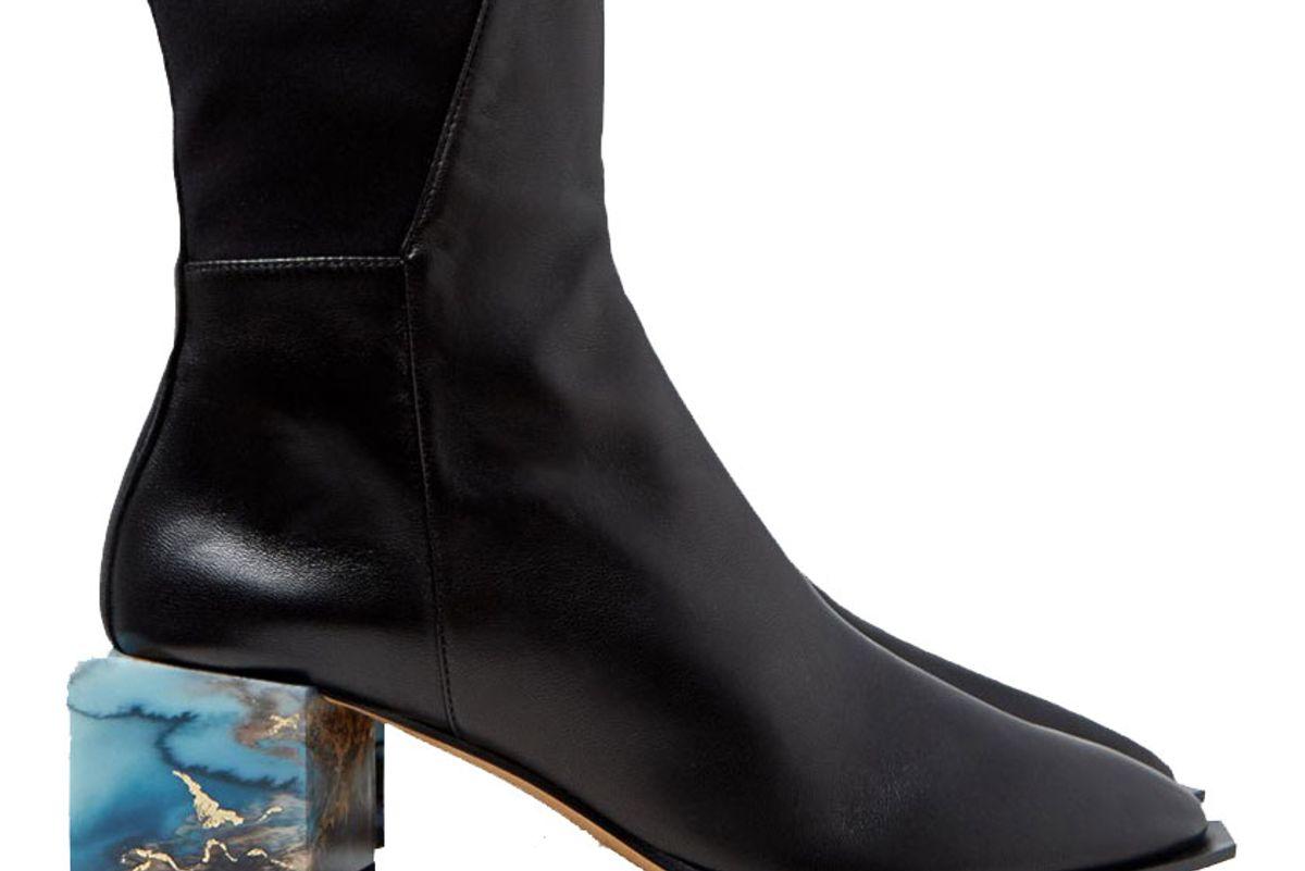 gray matters zattera ankle boot