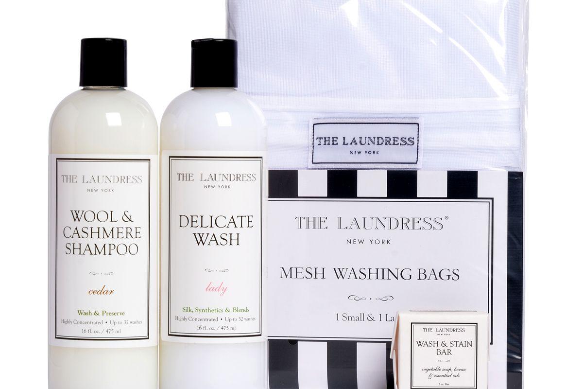 the laundress dry cleaning detox kit