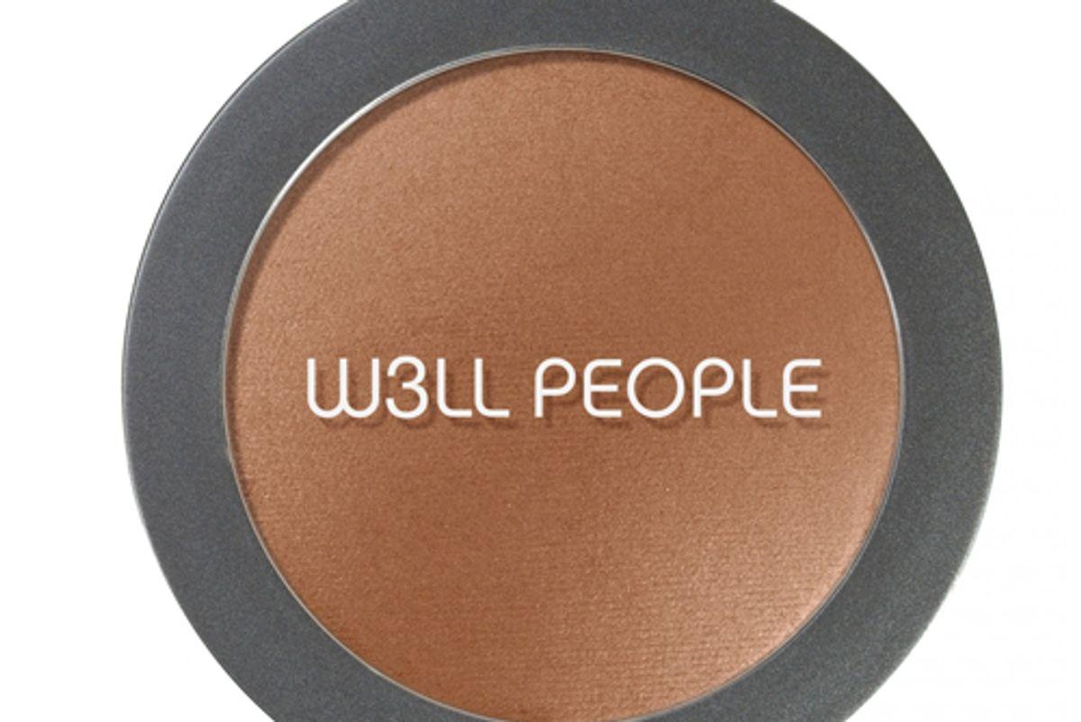 well people bio baked bronzer