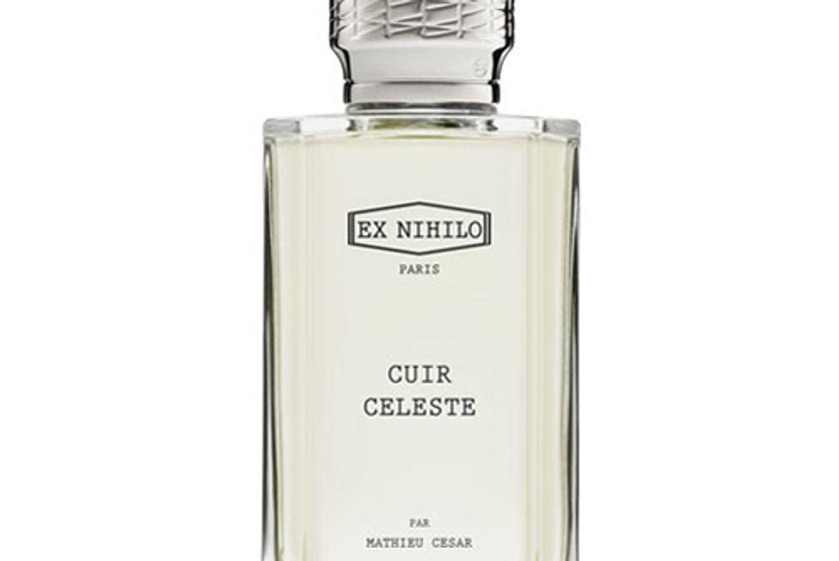 bergdorf goodman ex nihilo cuir celeste perfume