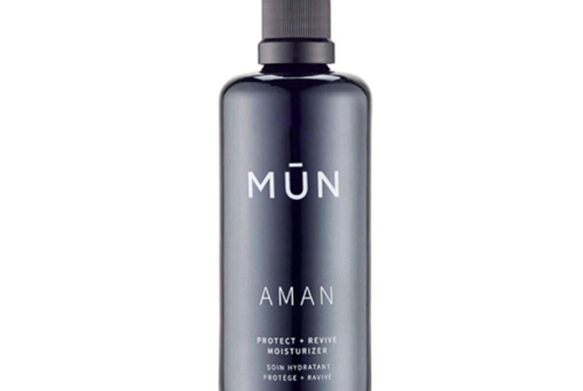 mun aman protect revive moisturizer