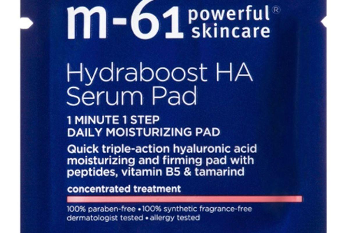 m 61 hydraboost ha serum pad