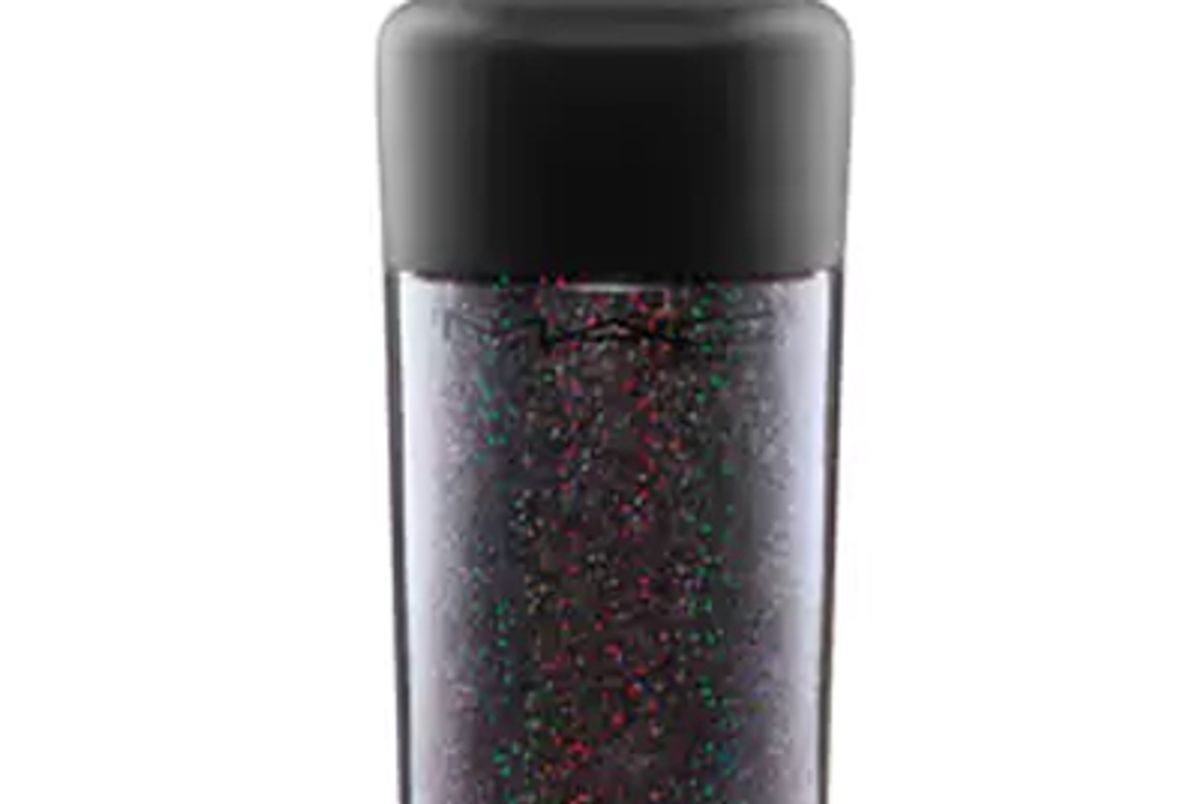 Glitter 3D Black