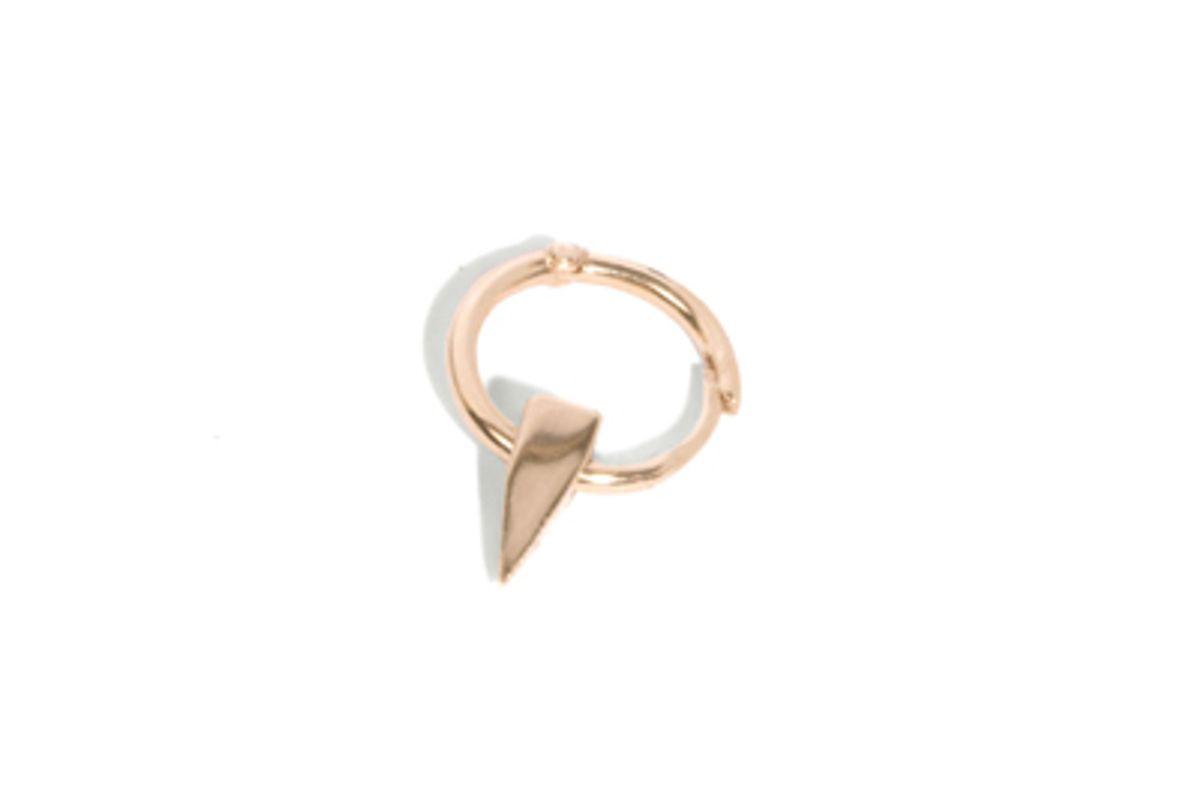 wendy nichol small tall charms on 12mm hoop single earring